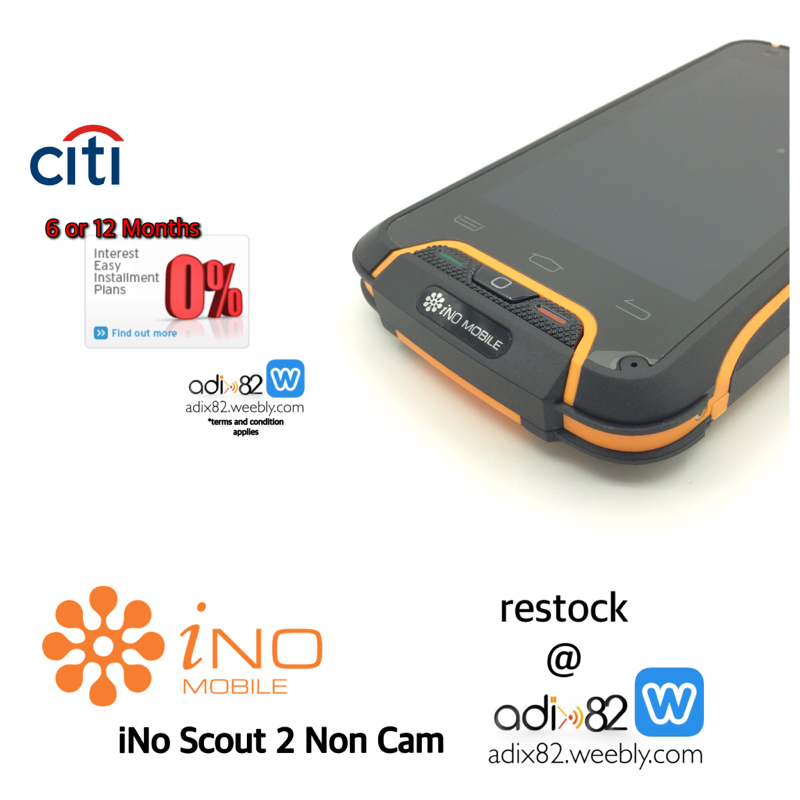 The iNO Scout 2 Non Cam is now restock@adix82 Bookmark adix82 weebly